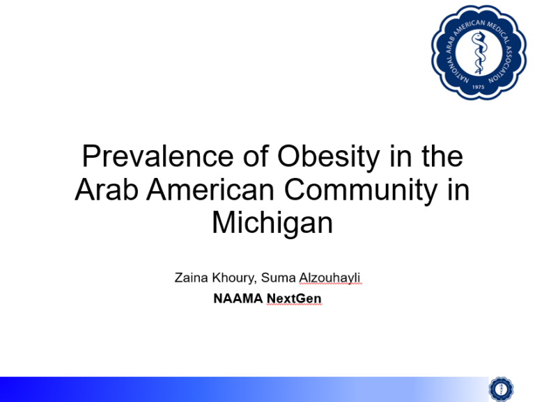 Click on the picture to download NextGen Obesity research presentation.