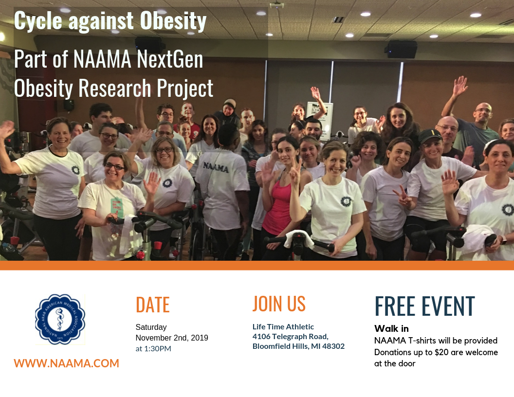 Cycle Against Obesity 2019