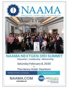 NAAMA Nextgen – Third Summit