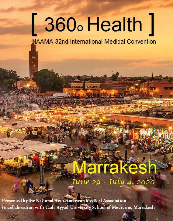NAAMA International Convention – Morocco Convention 2020