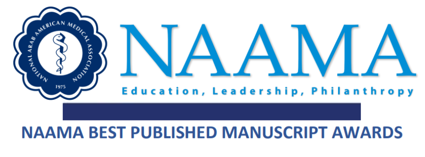 NAAMA Best Published Manuscript Awards