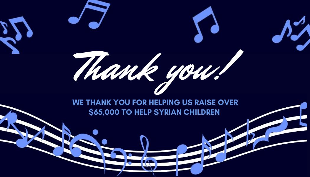 KEYS FOR SYRIAN KIDS 2021