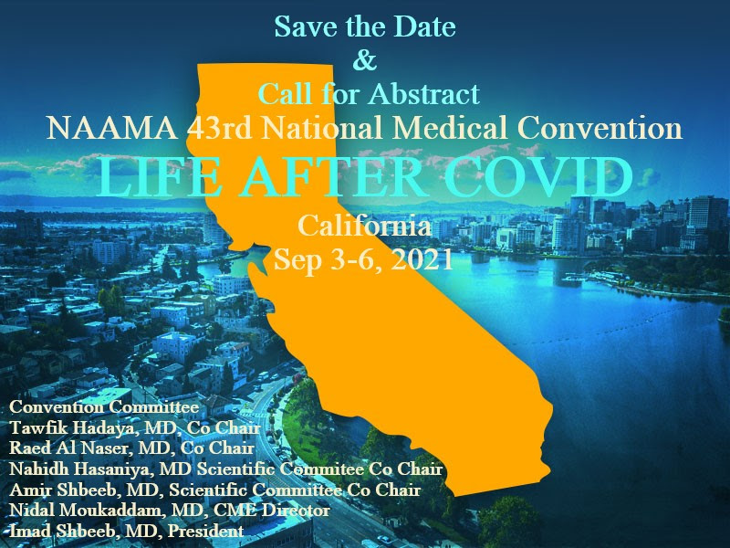 Read more about the article NAAMA 43rd National Medical Convention